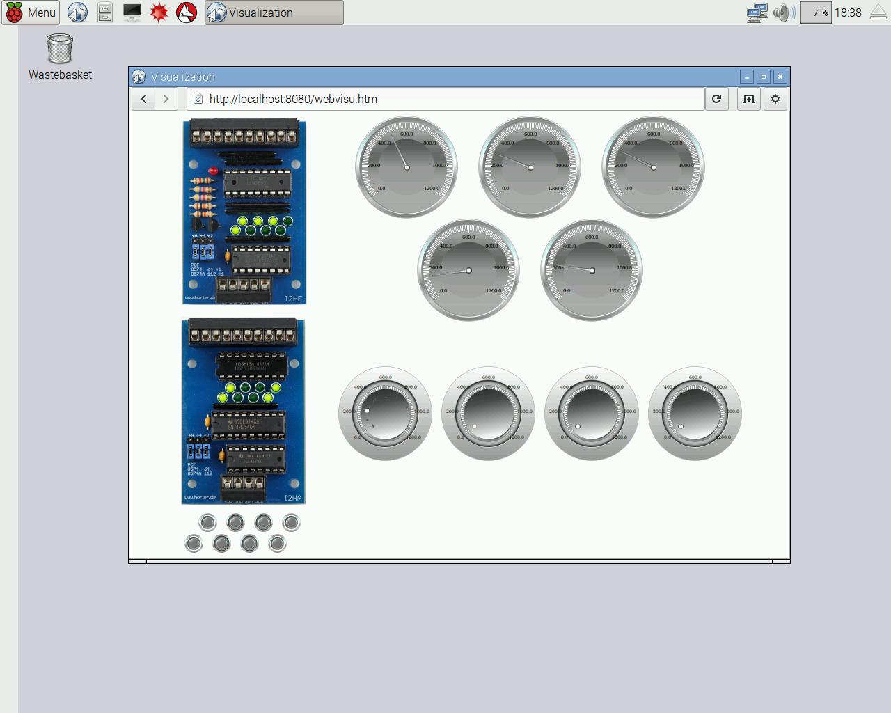CODESYS Programme am Raspberry-PI – Raspberry-SPS de