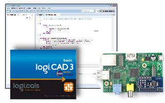 logi.CAD 3 compact, die Entwicklungsumgebung für SPS-Programme nach IEC 6113